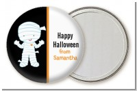 Mummy Costume - Personalized Halloween Pocket Mirror Favors