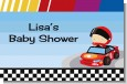 Nascar Inspired Racing - Personalized Baby Shower Placemats thumbnail