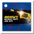 Nerf Gun - Personalized Birthday Party Card Stock Favor Tags thumbnail