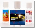 Nerf Gun - Personalized Birthday Party Hand Sanitizers Favors thumbnail