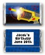 Nerf Gun - Personalized Birthday Party Mini Candy Bar Wrappers thumbnail