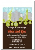 New York Skyline - Bridal Shower Petite Invitations