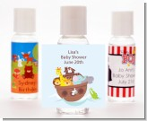 Noah's Ark - Personalized Baby Shower Hand Sanitizers Favors
