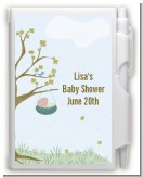 Nursery Rhyme - Rock a Bye Baby - Baby Shower Personalized Notebook Favor