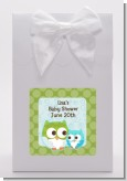 Owl - Look Whooo's Having A Boy - Baby Shower Goodie Bags