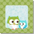 Owl - Look Whooo's Having A Boy Baby Shower Theme thumbnail
