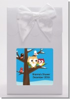 Owl - Winter Theme or Christmas - Baby Shower Goodie Bags