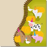 Petting Zoo Birthday Party Theme