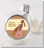 Pickles & Ice Cream - Personalized Baby Shower Candy Jar