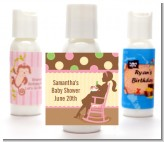 Pickles & Ice Cream - Personalized Baby Shower Lotion Favors