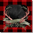Lumberjack Buffalo Plaid Birthday Party Theme thumbnail