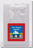 Police Car - Baby Shower Goodie Bags