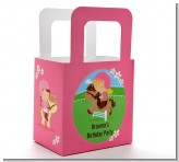 Horseback Riding - Personalized Birthday Party Favor Boxes