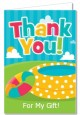Pool Party - Birthday Party Thank You Cards thumbnail