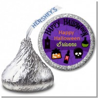Potion Bottles - Hershey Kiss Halloween Sticker Labels