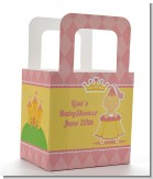 Little Princess - Personalized Baby Shower Favor Boxes