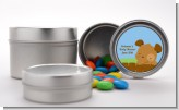 Puppy Dog Tails Boy - Custom Baby Shower Favor Tins