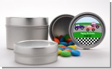 Race Car - Custom Birthday Party Favor Tins