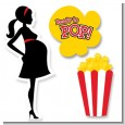 Ready To Pop - Baby Shower Printed Shaped Cut-Outs thumbnail