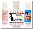 Ready To Pop Pink - Personalized Baby Shower Lotion Favors thumbnail