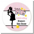 Ready To Pop Pink - Personalized Baby Shower Table Confetti thumbnail