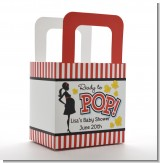 Ready To Pop - Personalized Baby Shower Favor Boxes
