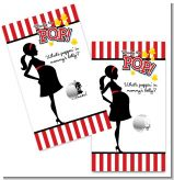Ready To Pop - Baby Shower Scratch Off Game Tickets