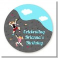 Rock Climbing - Personalized Birthday Party Table Confetti thumbnail