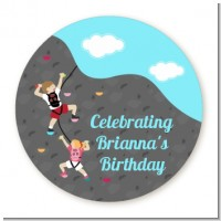 Rock Climbing - Personalized Birthday Party Table Confetti