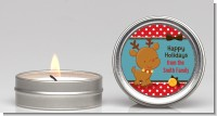 Rudolph the Reindeer - Christmas Candle Favors