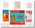 Rudolph the Reindeer - Personalized Christmas Hand Sanitizers Favors thumbnail