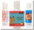 Rudolph the Reindeer - Personalized Christmas Lotion Favors thumbnail