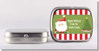 Santa Claus - Personalized Christmas Mint Tins