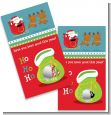 Santa And His Reindeer - Christmas Scratch Off Game Tickets thumbnail