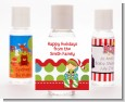 Santa's Little Elf - Personalized Christmas Hand Sanitizers Favors thumbnail