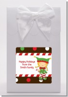Santa's Little Elfie - Christmas Goodie Bags