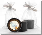 Scavenger Hunt - Birthday Party Black Candle Tin Favors