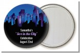 Sex in the City - Personalized Bridal Shower Pocket Mirror Favors