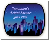 Sex in the City - Personalized Bridal Shower Rounded Corner Stickers