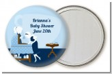 Sip and See It's a Boy - Personalized Baby Shower Pocket Mirror Favors