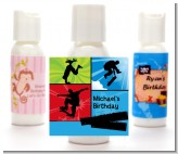 Skateboard - Personalized Birthday Party Lotion Favors