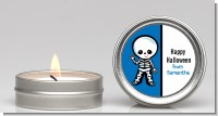 Skeleton - Halloween Candle Favors