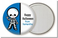 Skeleton - Personalized Halloween Pocket Mirror Favors
