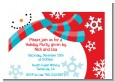 Snowman Fun - Christmas Petite Invitations thumbnail