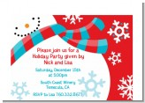 Snowman Fun - Christmas Petite Invitations