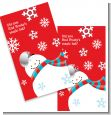 Snowman Fun - Christmas Scratch Off Game Tickets thumbnail