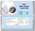 Sonogram It's A Boy - Personalized Baby Shower Candy Bar Wrappers thumbnail