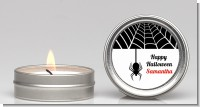 Spider - Halloween Candle Favors