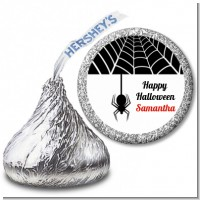 Spider - Hershey Kiss Halloween Sticker Labels