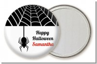 Spider - Personalized Halloween Pocket Mirror Favors